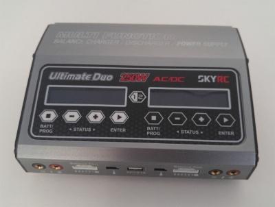 Ladegerät D250 AC/DC LiPo 1-6S 10A 250W