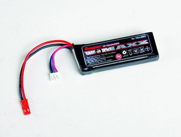 LiPo-Akku V-MAXX 30C 2S 850mAh 7,4V BEC