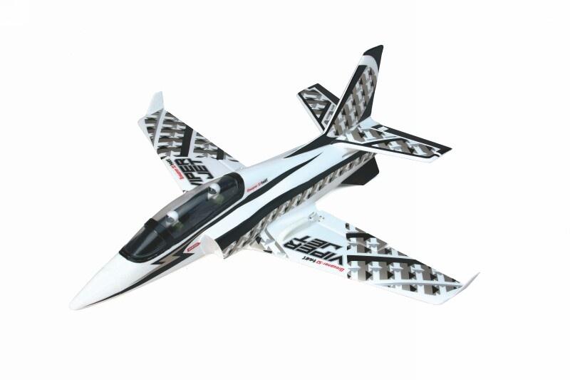WP VIPER JET 720 RCElektro Flugzeug, ARTF