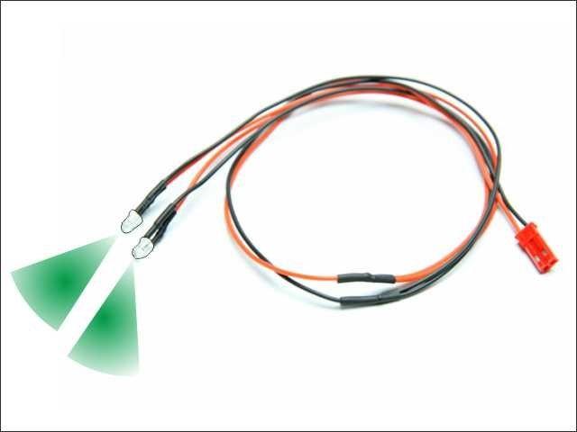 LED Kabel (grün)