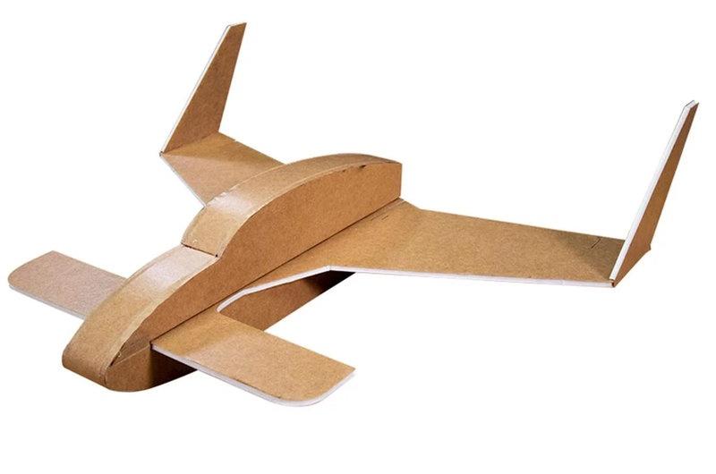 FT Long EZ Electric Airplane Kit (483mm)