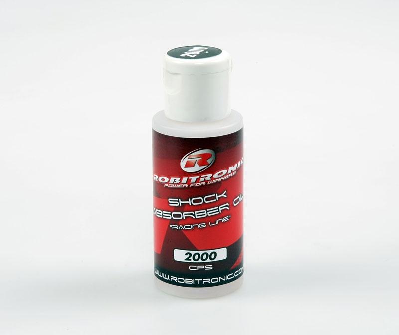 Silicon Dämpferöl 2000 CPS (50ml)