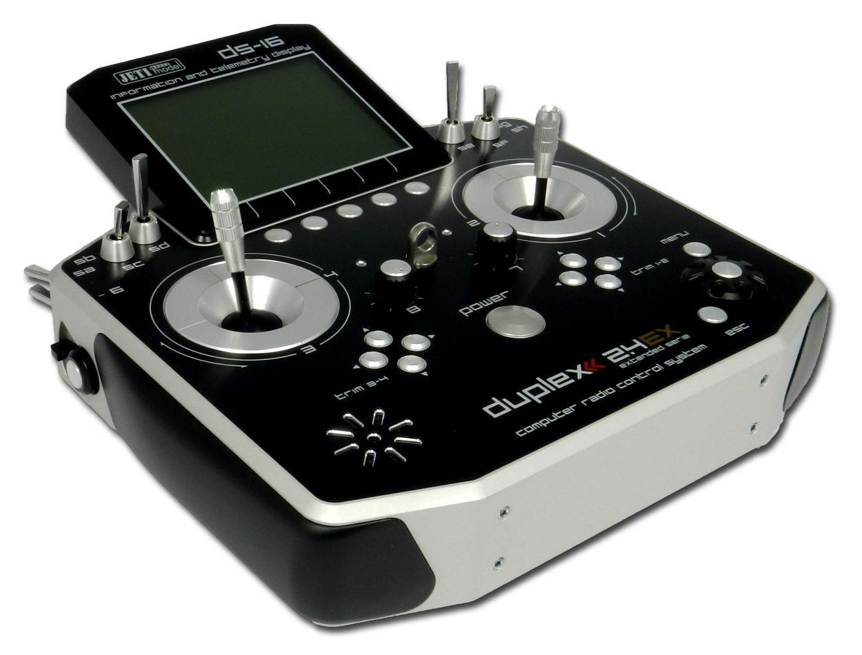 Jeti DS-16 Hand-Sender Multimode
