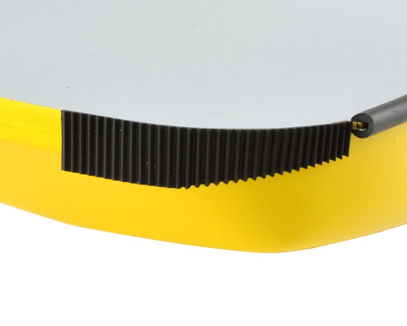 Gummi Bumperplatte 300x75x3x3