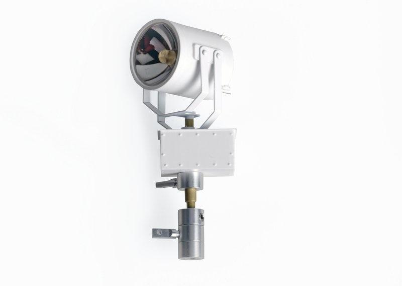 Scheinwerfer 22mm verstellbar