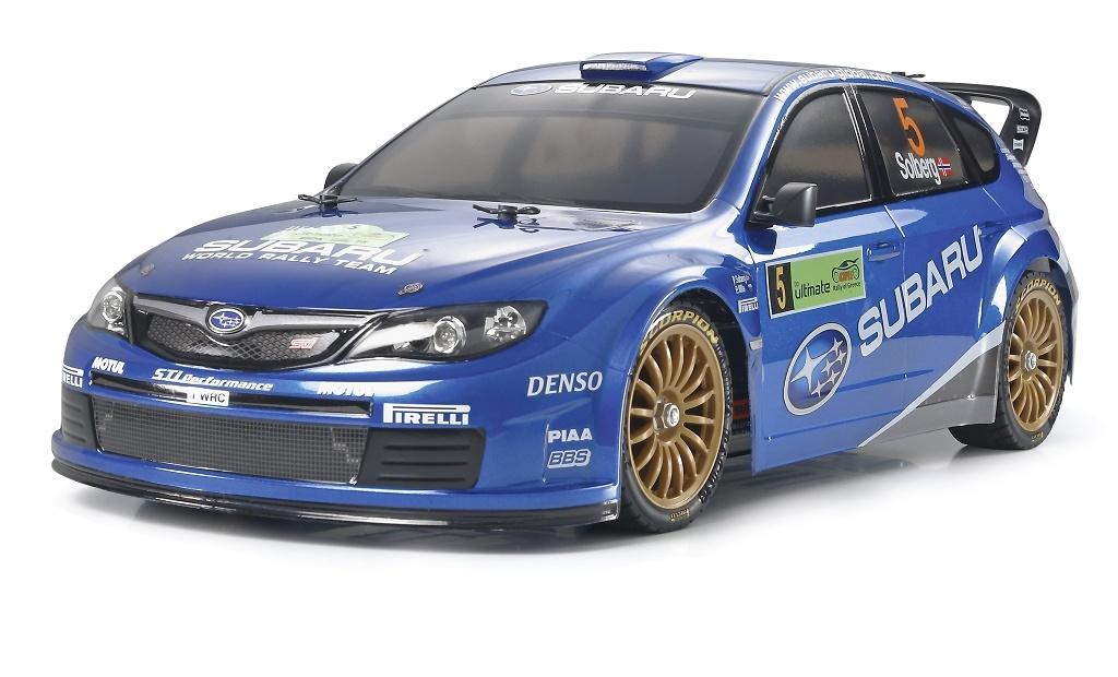 1:10 RC Subaru Impreza WRC08