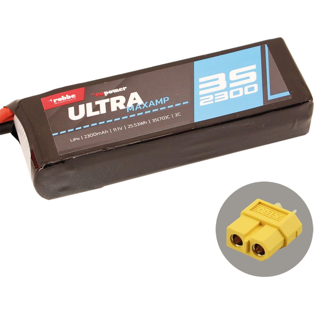 Ultra Max Amp 3S 2300mAh