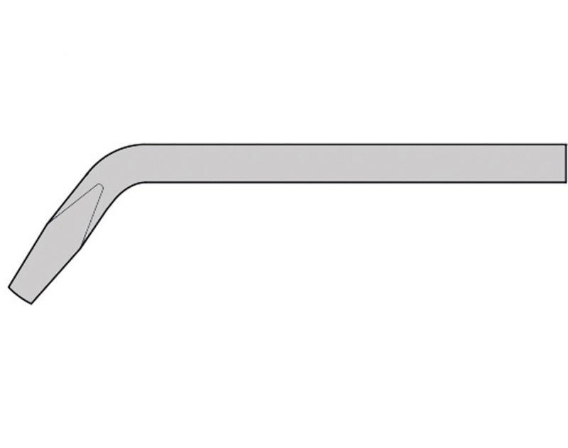 Lötspitze 7mm Meißelförmig