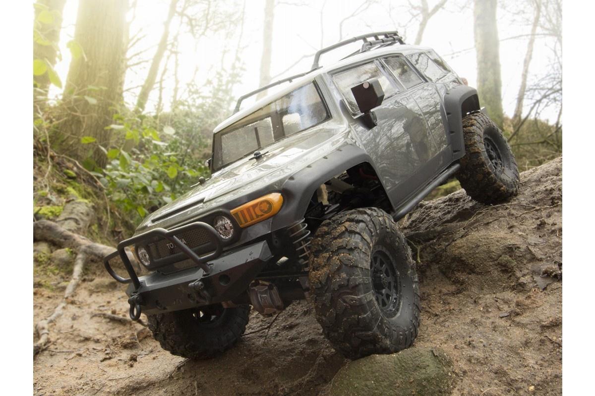 HPI Venture Toyota FJ Cruiser Gunmetal