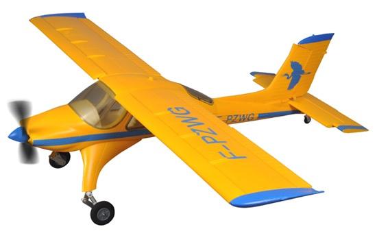 Wilga 2000 Spannweite 1,33 m