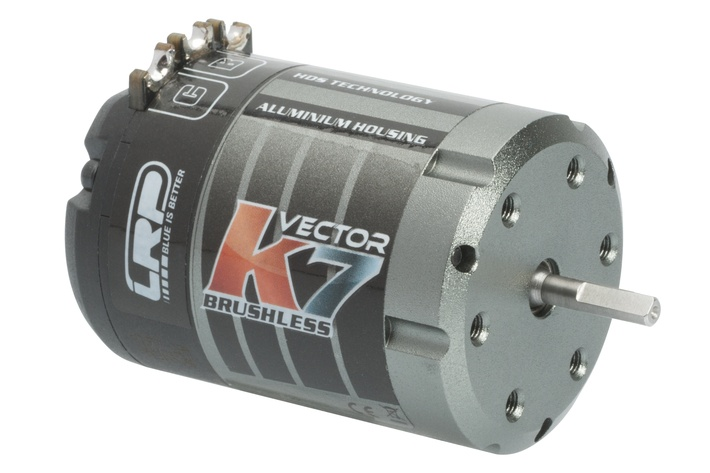 Vector k7 Brushless Motor - 6,5T