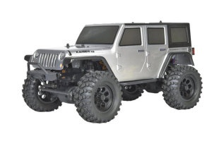 KAISER XS OFF-Road 1:14 4WD SILBER