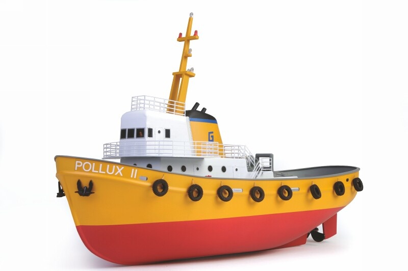 POLLUX 2 RC Elektroboot