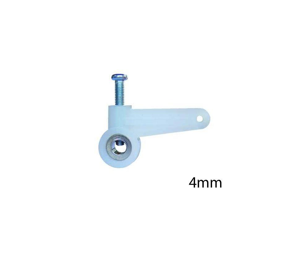 Steuerarm 4 mm