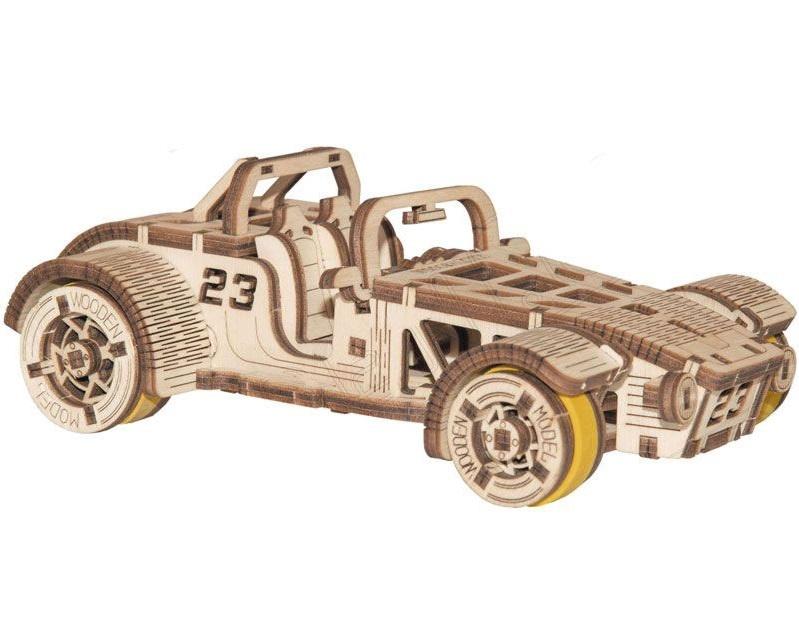 Roadster 3D-tec Bausatz