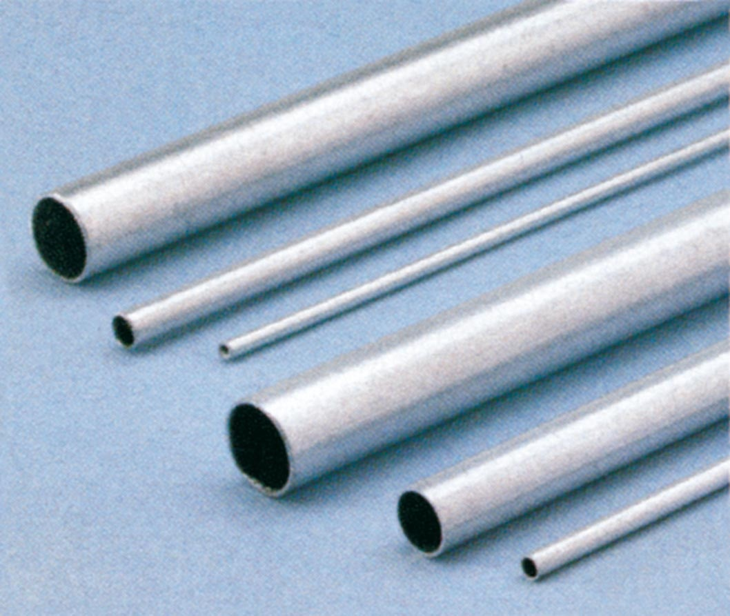 Aluminium-Rohr  2,0/1,6 mm