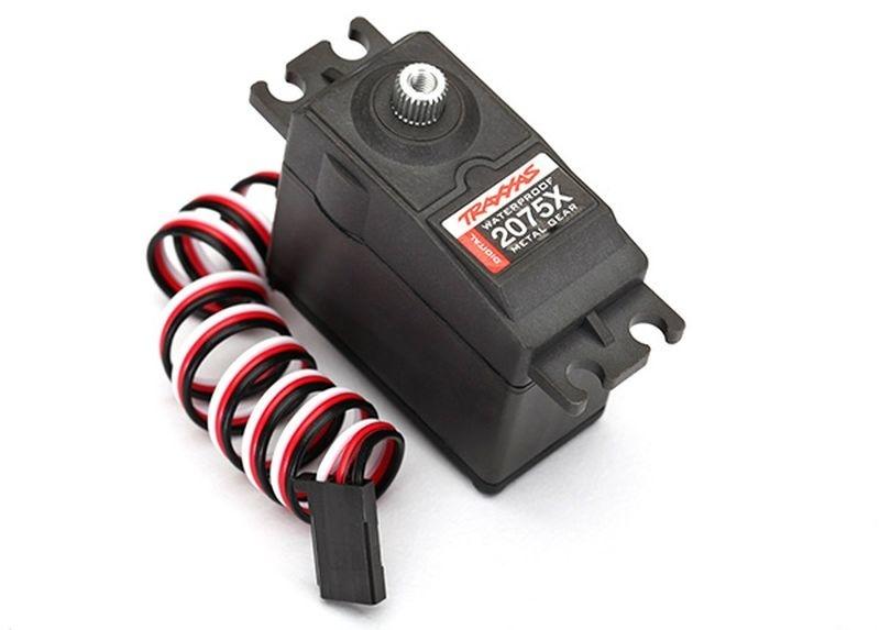 Traxxas Digital Servo 2075X BB High-Torque Metallgetriebe
