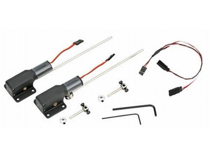 E-FLITE 15 - 25 elektr. Hauptfahrwerk 90° (1,8 - 3,1 kg)
