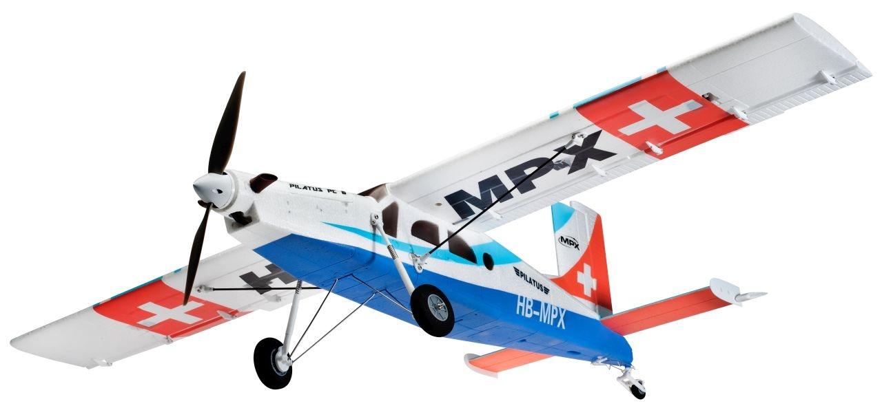 Pilatus PC 6 RR blau