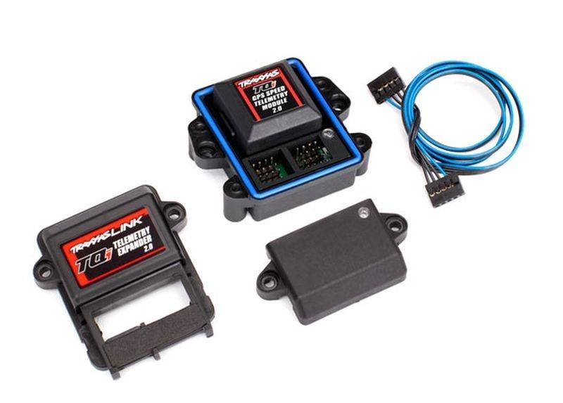 Traxxas Telemetrie Adapter und GPS Modul