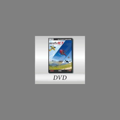 AEROFLY RC-7 DVD Windows
