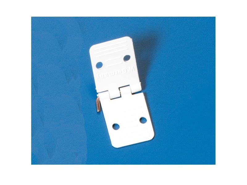 Flachscharnier 28x11x0,6mm Nylon