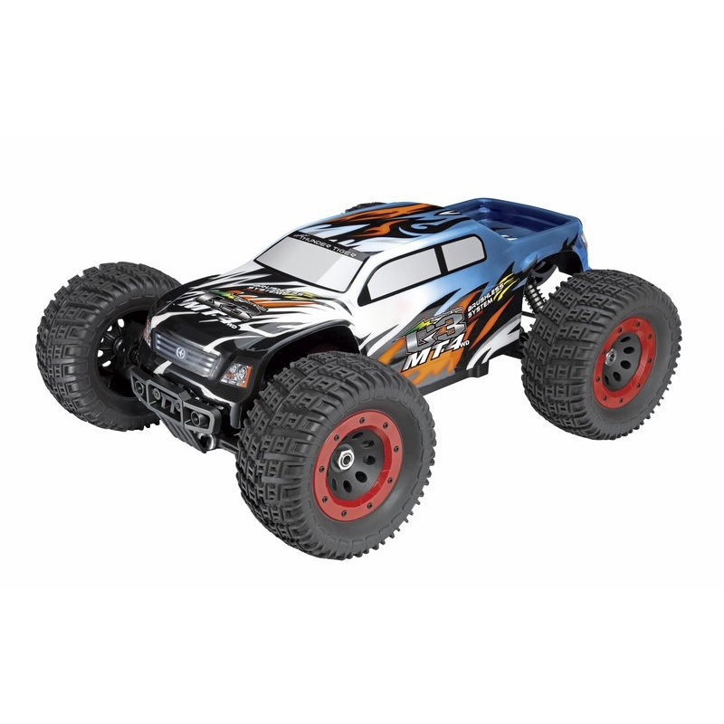 MT-4 G3 E-MONSTERTRUCK 1:8  Blau