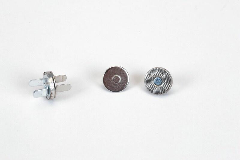 Magnetverschluss 4 Paar 14 mm