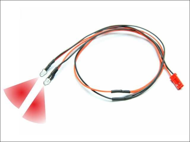 LED Kabel (rot)