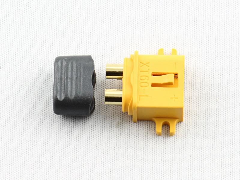 XT-60L Stecker 3,5mm (gold) / Reglerseite