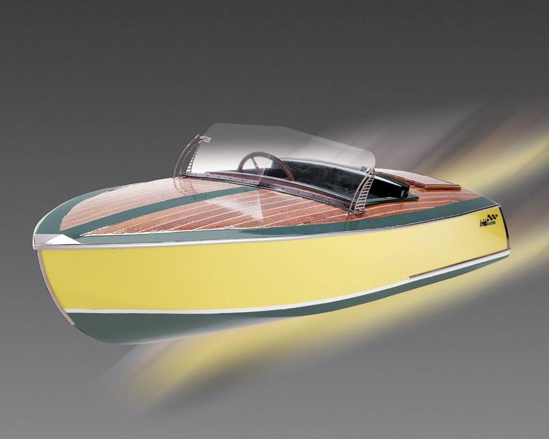Classic Jet Sportboot Bausatz