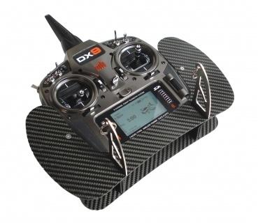 Senderpult DX7, 8, 9  Carbon  2mm Montageset