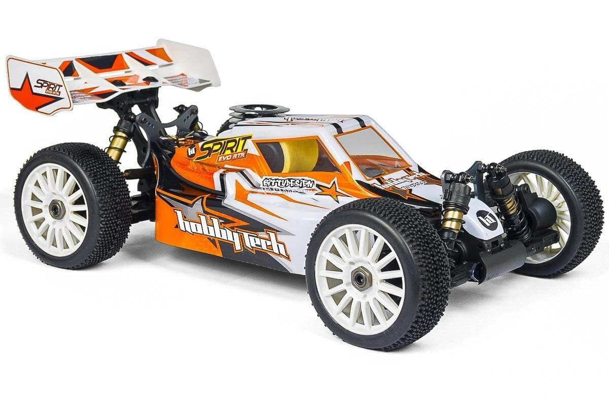 SPIRIT EVO Nitro Buggy 1:8 RTR 4WD