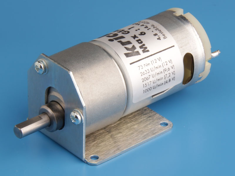 MAX Gear Getriebemotor 6:1