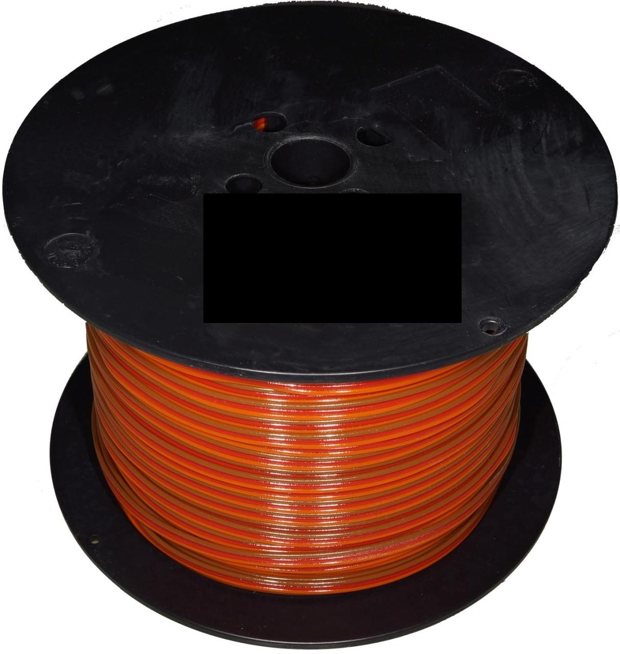 PVC Servokabel 3-adrig GR 0,25m² flach
