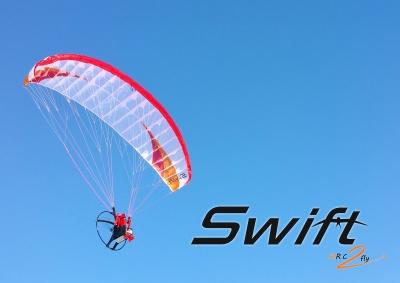 SWIFT Gleitschirm Spw. 2,0m