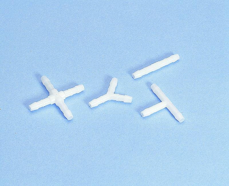 Schlauchverbinder 4mm Y-Stück
