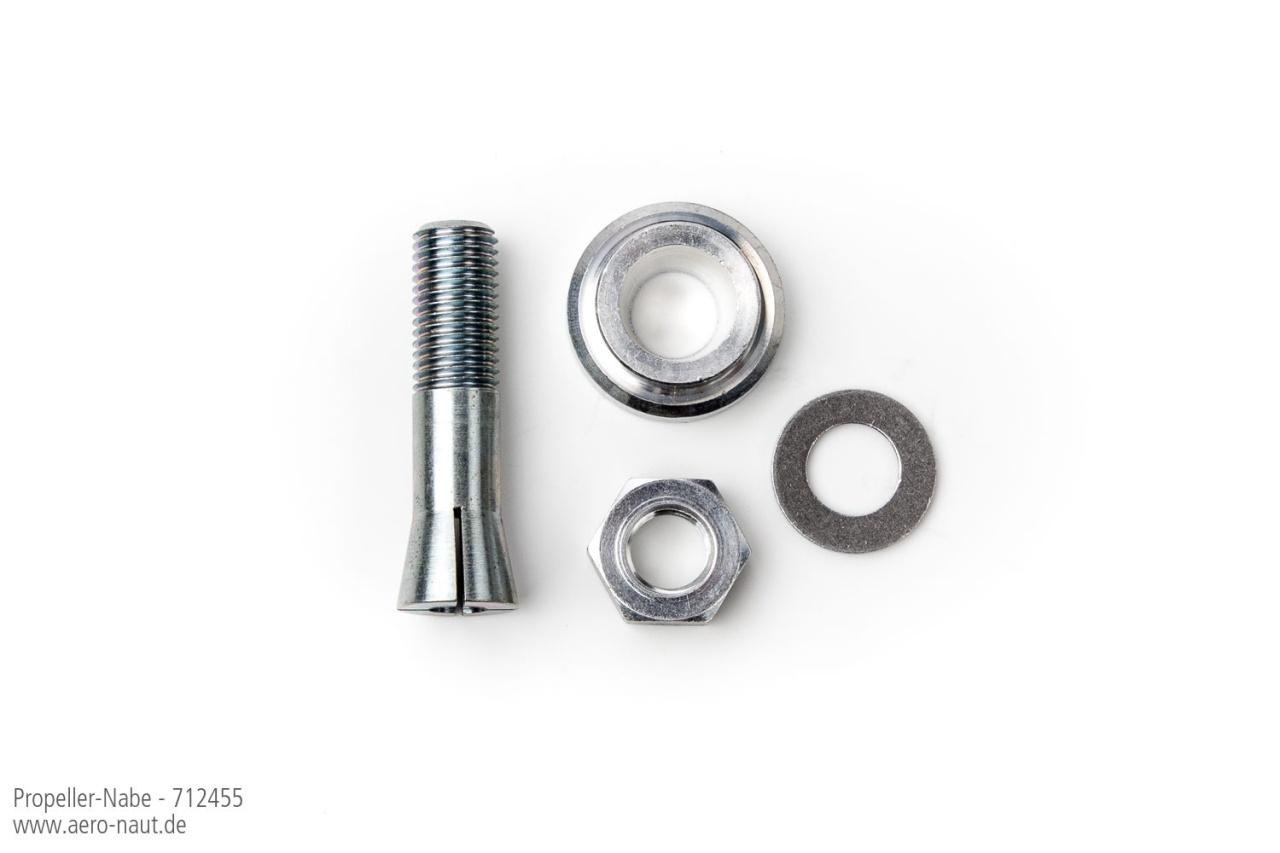 Spannkonus Alu 35 / M8 / 4,0mm