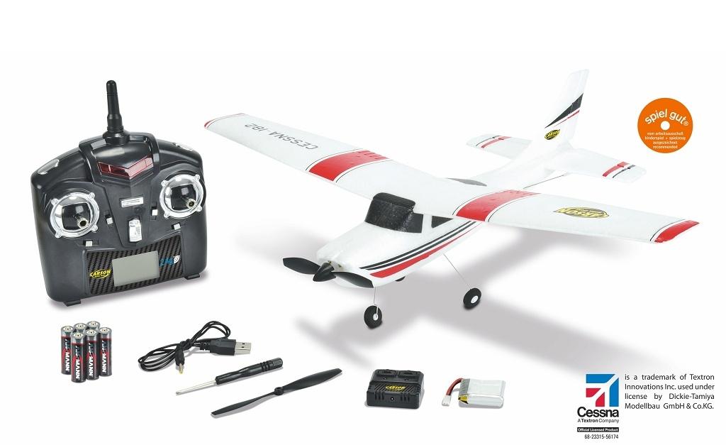 Cessna Micro 2,4GHz 100% RTF