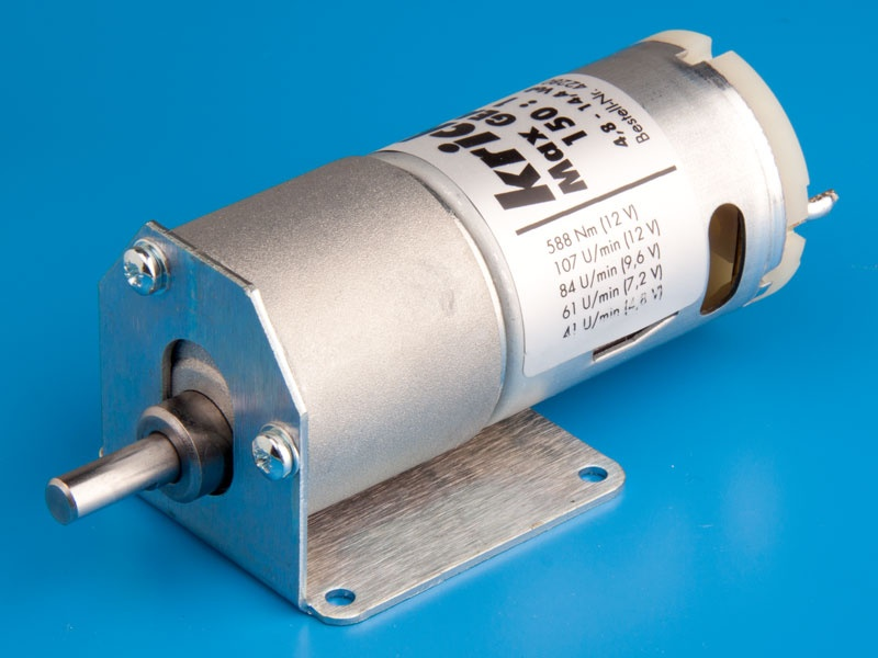 MAX Gear Getriebemotor 150:1