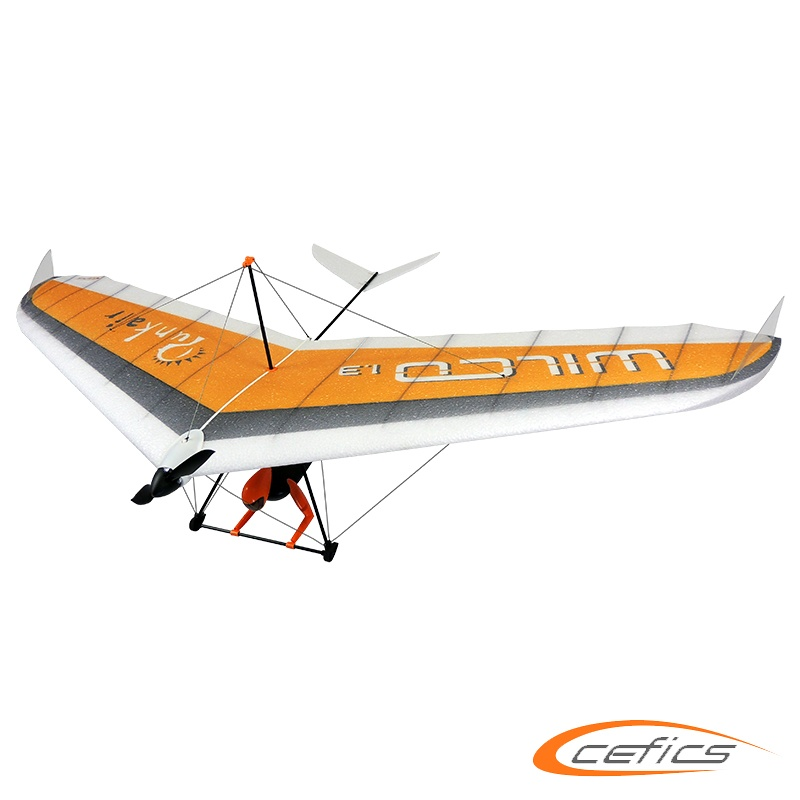 PunkAir Wilco 1.3 ARF orange