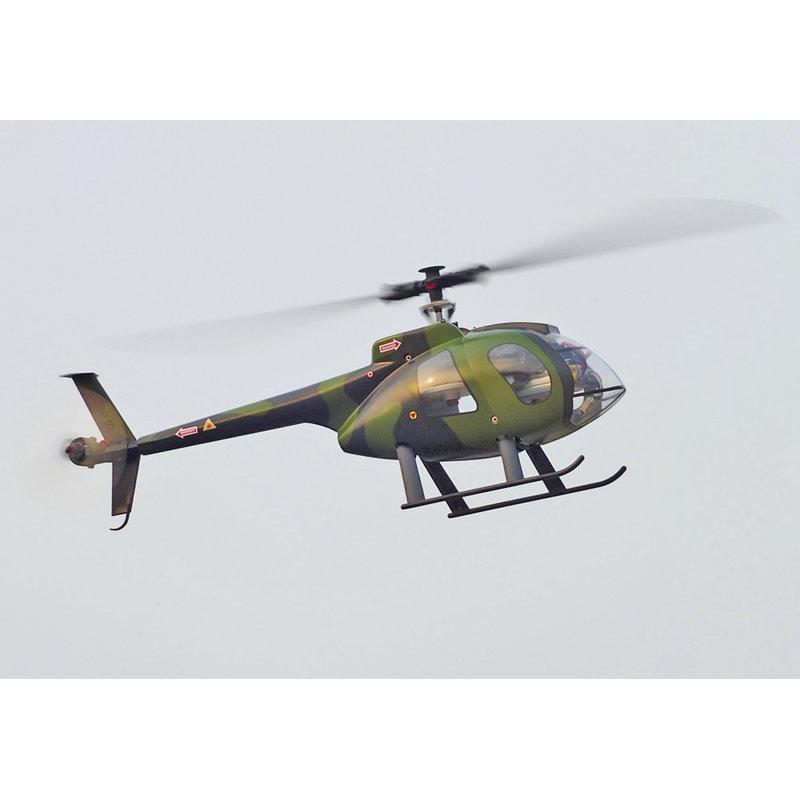 RAPTOR E300 MD Flybarless ARTF