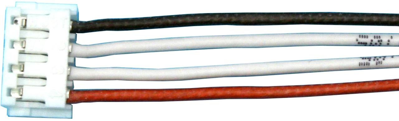 Balancer Akkukabel SIL 3x0,25qmm Lipo EH