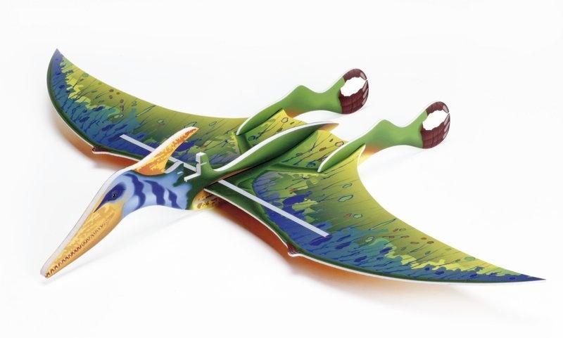 Pteranodon green