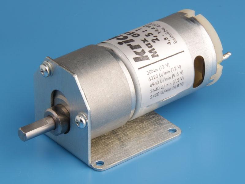 MAX Gear Getriebemotor 2,5:1