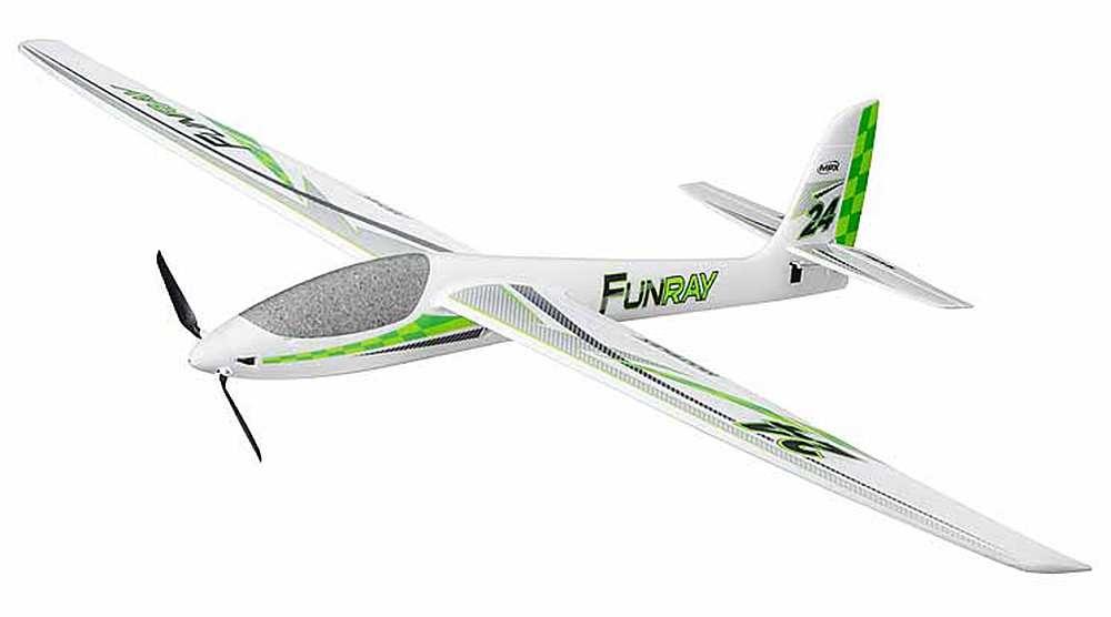 Multiplex RR Fun Ray, Spw 2000mm