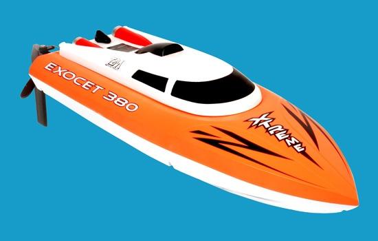 Exocet 380 Rennboot 25 km/h