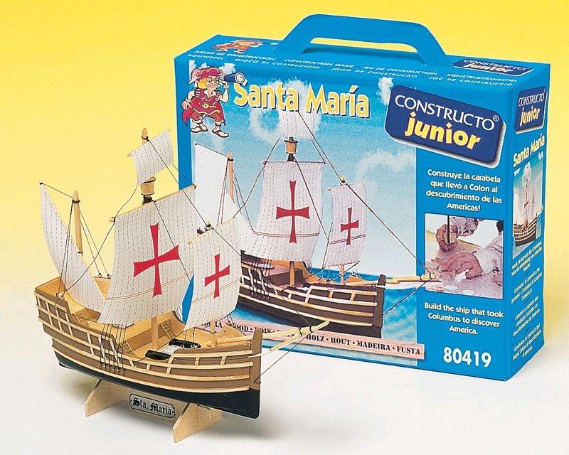 Santa Maria Junior-Bausatz