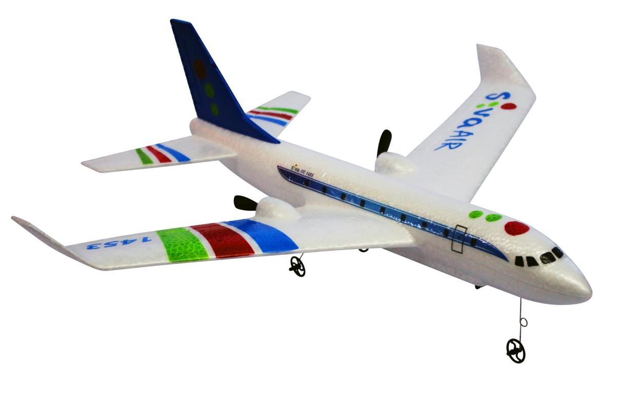 Siva Air 2,4GHz RTF blau