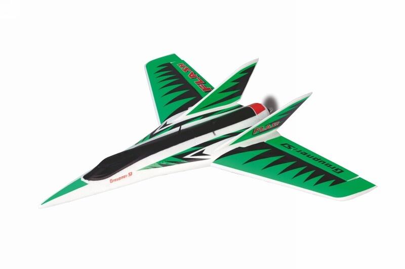 WP FLASH 750 RC Elektro Flugmodell